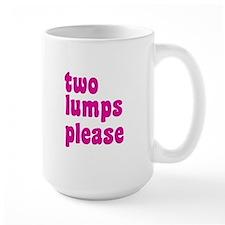 two lumps please Mug