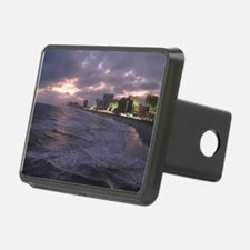 Sunset in Atlantic City Hitch Cover