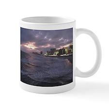 Sunset in Atlantic City Mug
