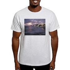 Sunset in Atlantic City T-Shirt
