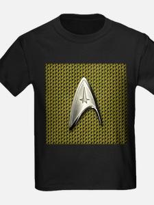 Star Trek Gold Command T-Shirt