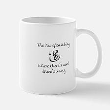 Tao of Knitting Mug