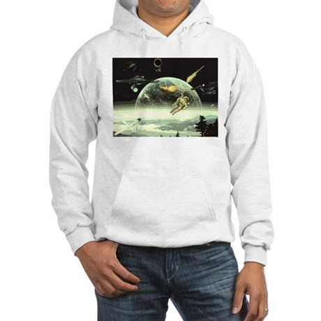 Thinking About Space Hoodie
