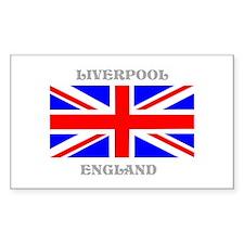 Liverpool England Decal