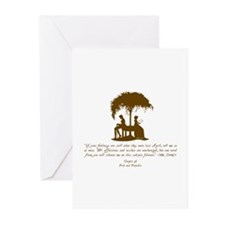 Mr Darcys Love Greeting Cards (Pk of 10)