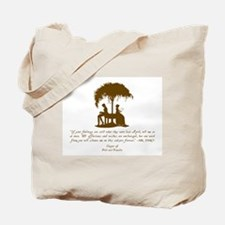 Mr Darcys Love Tote Bag