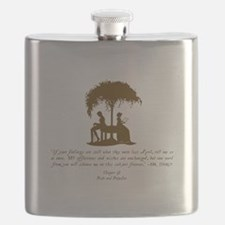 Mr Darcys Love Flask