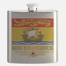 New Brunswick Pride Flask