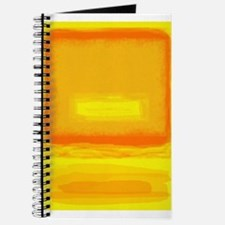 Colorfield Yellow after Rothko Journal
