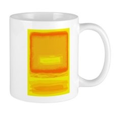 Colorfield Yellow after Rothko Mug