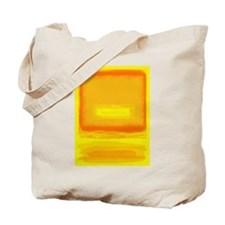Colorfield Yellow after Rothko Tote Bag