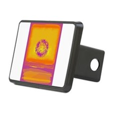 Colorfield Sunset Hitch Cover