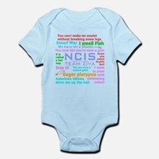NCIS Ziva Quotes Body Suit