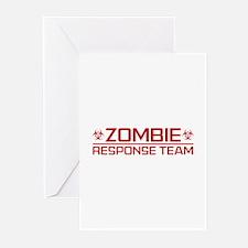 Zombie Response Team Greeting Cards (Pk of 10)