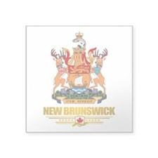 New Brunswick COA Sticker