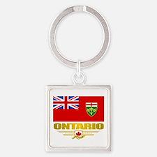 Ontario Pride Keychains