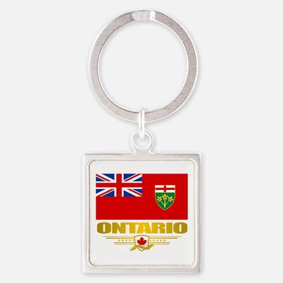 Ontario Pride Keychains
