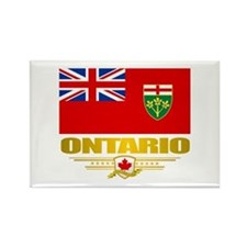Ontario Pride Rectangle Magnet