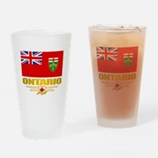 Ontario Pride Drinking Glass