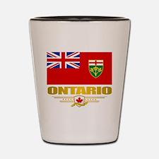 Ontario Pride Shot Glass
