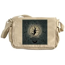 Modern Vintage Halloween Witching Hour Messenger B