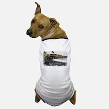 Black sand beach Dog T-Shirt