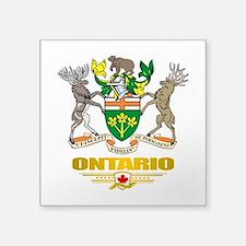Ontario COA Sticker