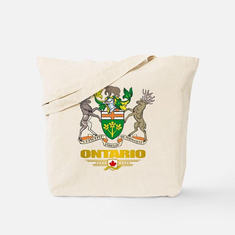 Ontario COA Tote Bag