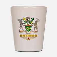 Ontario COA Shot Glass