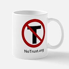 NoTrust Mug