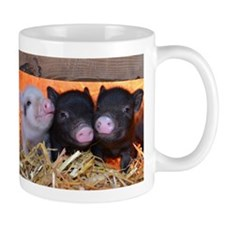 THREE LITTLE PIGS Small Mug