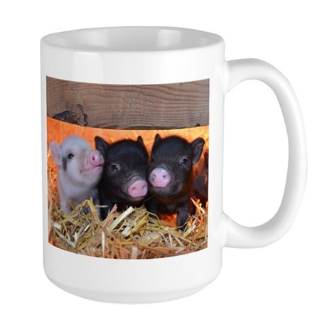 Three Little Piggies Mug