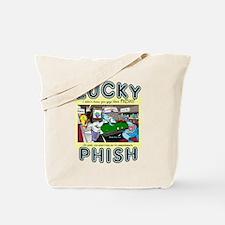 Lucky Phish Tote Bag