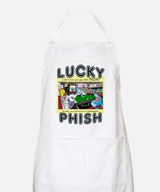 Lucky Phish Apron