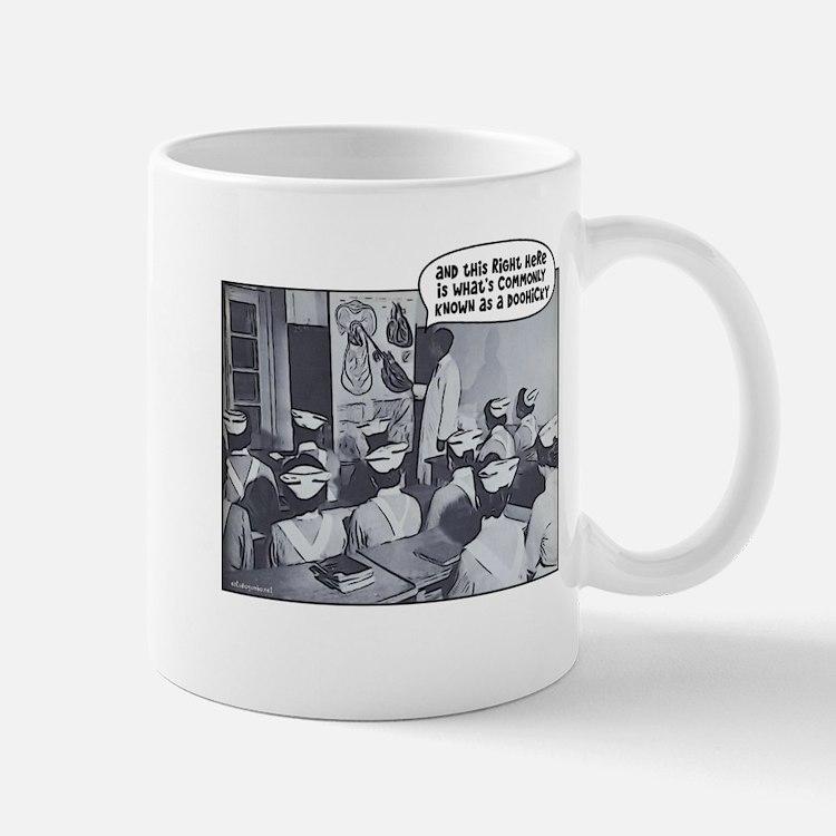 Nursing Class Doohicky Small Small Mug