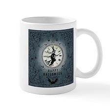 Modern Vintage Halloween Witching Hour Small Mug
