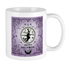Modern Vintage Halloween Witching Hour Mug