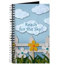 Reach for the Sky Picket Fence Journal