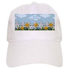 Reach for the Sky Picket Fence Baseball Cap
