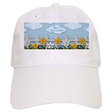 Skys the Limit Picket Fence Baseball Cap