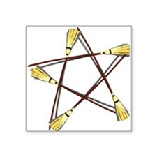 Besom Pentagram.png Sticker
