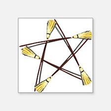Besom Pentagram.png Sticker