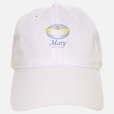 Angel-in-Training - Mary Baseball Baseball Cap