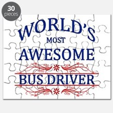 World's Most Awesome Bus Driver Puzzle
