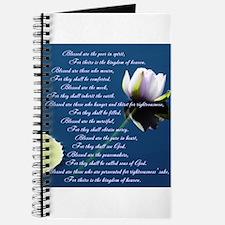The Beatitudes Journal