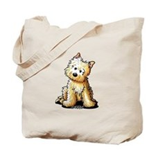 Sitting Cairn Tote Bag