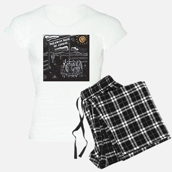 The I'm OK You're OK Corral Pajamas