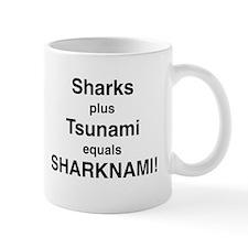 Sharknado? Sharks plus Tsunami equals SHARKNAMI! M