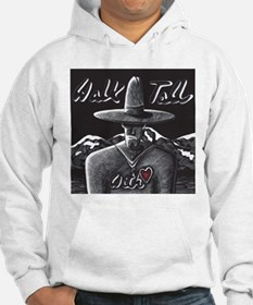 Walk Tall With Heart Hoodie