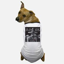 Walk Tall With Heart Dog T-Shirt